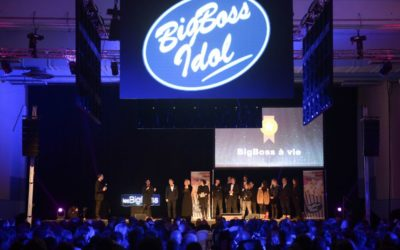 Les BigBoss Winter Edition 2017 – Près de 600 participants conquis par l'événement business qui réenchante le networking.