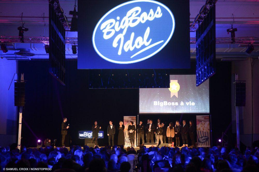 Les BigBoss Winter Edition 2017 – Près de 600 participants conquis par l'événement business qui réenchante le networking.