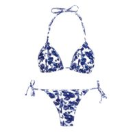 BIKINI TRIANGLE FLEURI EXCLUSIVITÉ 3SUISSES – 19,99€