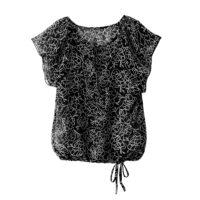 Blancheporte – Blouse noir – A partir de 17,99€