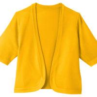 Blancheporte – Bolero jaune – A partir de 19,99€