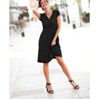 Blancheporte – Robe en maille – A partir de 27,99€