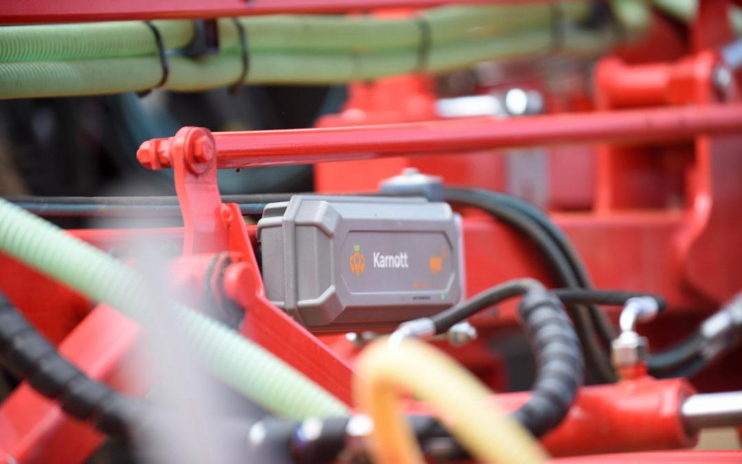 Un an après son lancement, Karnott exporte la « digital touch » de son boitier connecté sur les marchés canadiens et européens.