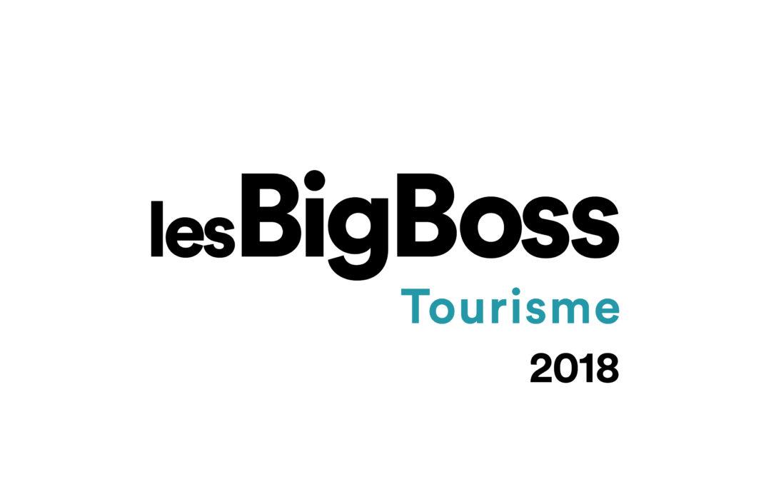 Jeudi 5 et vendredi 6 avril prochain, 150 décideurs du tourisme et partenaires du digital investissent Cabourg pour les Bigboss Tourisme 2018.