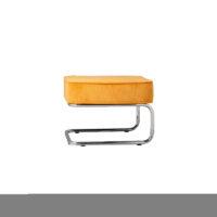 POUF RIDGE LOUNG ZUIVER SUR 3SUISSES.F (jaune) – 229€
