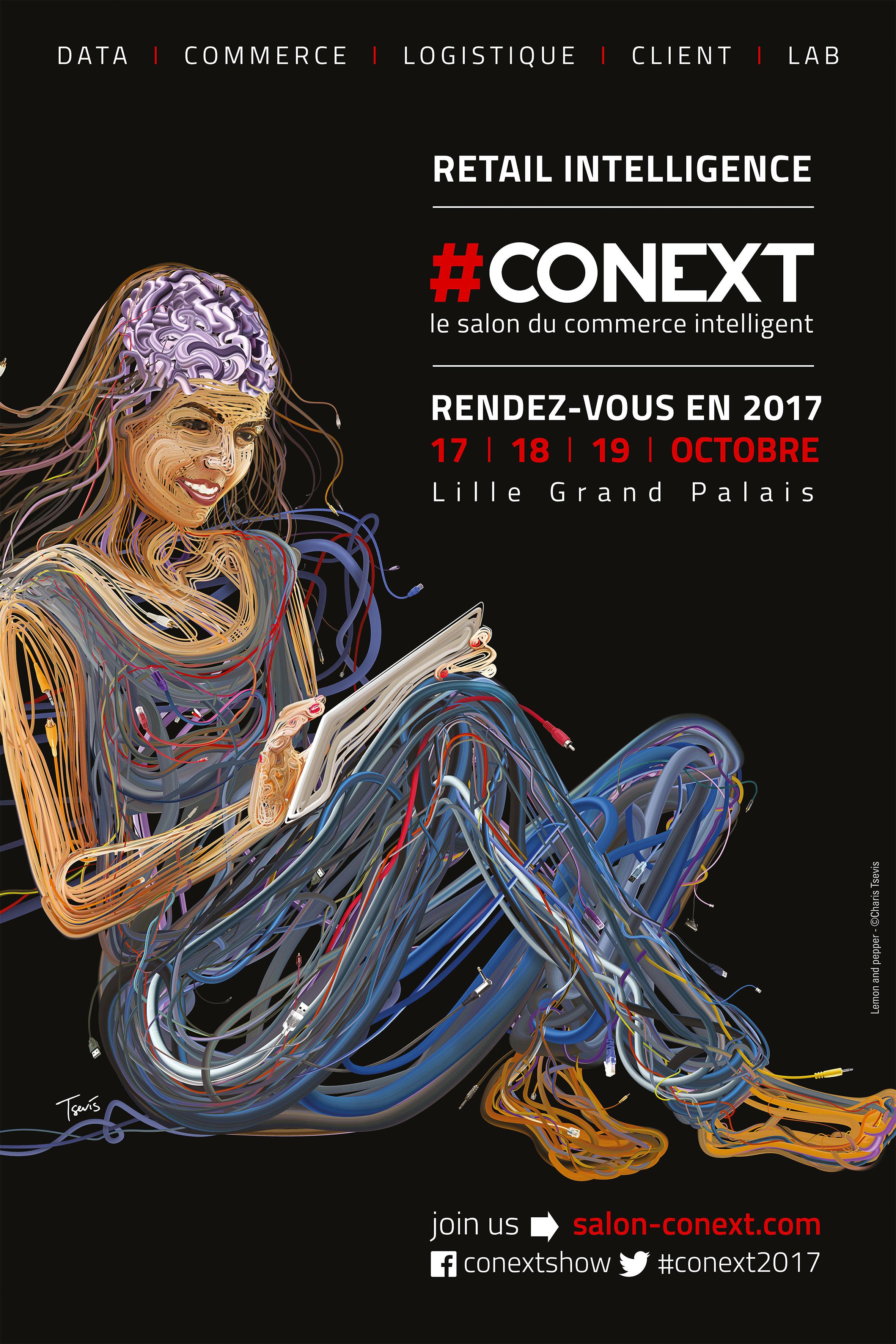 #Conext – Le salon du commerce intelligent.