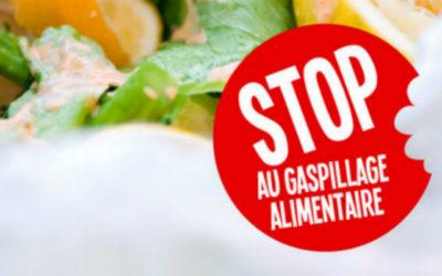 Aux côtés du Conseil Régional des Hauts-de-France, Auchan Retail lutte contre le gaspillage alimentaire.