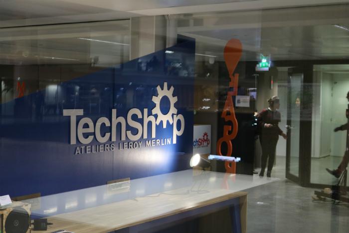 TechShop Ateliers Leroy Merlin fait son entrée à Station F