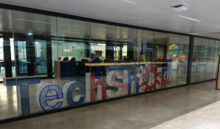 TechShop Ateliers Leroy Merlin fait son entrée officielle à STATION F.