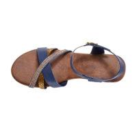 Blancheporte – Sandales à brides marine – A partir de 34,99€