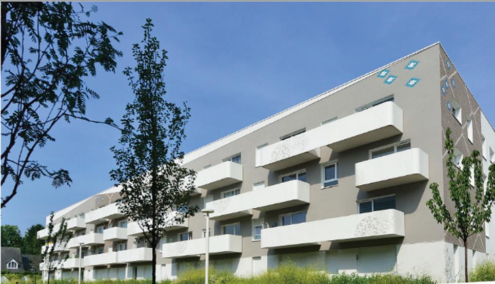 A Roubaix, Sia Habitat, la startup Ôgénie by ENGIE et l'association « La Sauvegarde du Nord » inaugurent la résidence Renaissance.