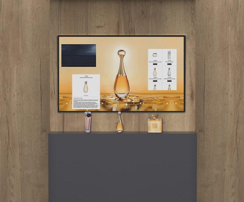 Taktus dévoile son présentoir connecté basé sur la reconnaissance d'objets au Salon Marketing Point de Vente du 27 au 29 mars 2018