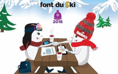 Les BigBoss font du ski – 9 au 11 Décembre 2016.