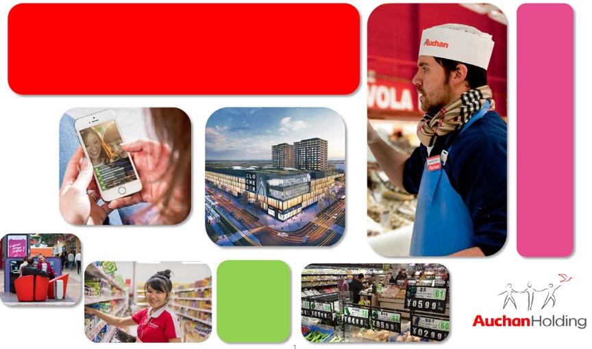 Auchan Holding > Résultats 2017