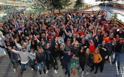 3 ans après leur lancement, Les BigBoss font du Ski confirment le succès d'un format inédit et désormais incontournable.