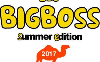 Les BIGBOSS Summer Edition – 9 au 11 juin 2017 – L'événement Business & fun met le cap sur Marrakech.