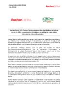 2018_04_03 CP Auchan Retail – Partenariat stratégique entre le Groupe Casino et Auchan Retail
