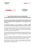 2018_04_03 PR Auchan Retail – Strategic partnership between Casino Group and Auchan Retail