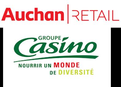 Auchan Retail et le Groupe Casino entament des négociations exclusives en vue de bâtir un partenariat stratégique mondial pour leurs achats alimentaires et non-alimentaires