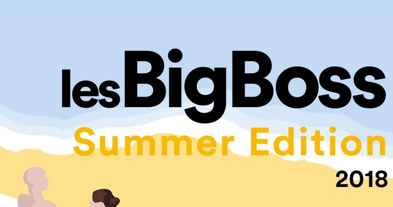 Du 1er au 3 juin 2018, le format BigBoss célèbre son 10ème opus.