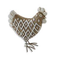 Poule décorative Becquet sur 3Suisses.fr – 19,90 euros