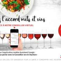 Auchan Retail_Chatbot Mets-Vins