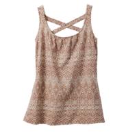 Blancheporte – Débardeur dos croisé sable – A partir de 14,99€