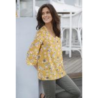 Blancheporte_ La blouse imprimée_ A partir de 17.99 euros