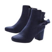 Blancheporte_Les boots à talon noeud_59.99 euros