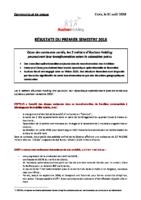 2018_08_31 Auchan Retail_CP – Semestriels 2018