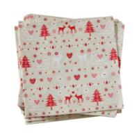 Blancheporte_Lot de 20 serviettes en papier cottage_5,99 euros
