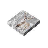 Blancheporte_Lot de 20 serviettes en papier rennes_5,99 euros