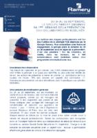 20180919_Groupe Ramery_CP Semaine de la prévention