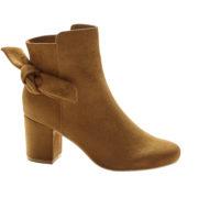 Blancheporte_Boots talons noeud Beige_à partir de 68.99 euros_1