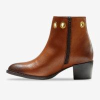 Blancheporte_Les boots oeillets cuir Marron_à partir de 79.99 euros_2