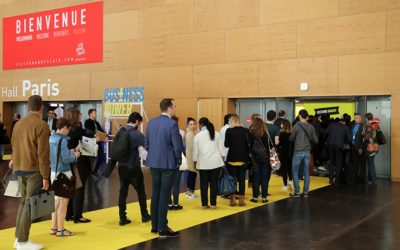 Salon Créer – Business Power – La force des territoires au service de l'entrepreneuriat régional