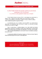 2018_10_25 coopération Auchan Retail Vietnam – Lazada
