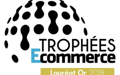 Blancheporte, lauréat d'or aux trophées E-commerce 2018