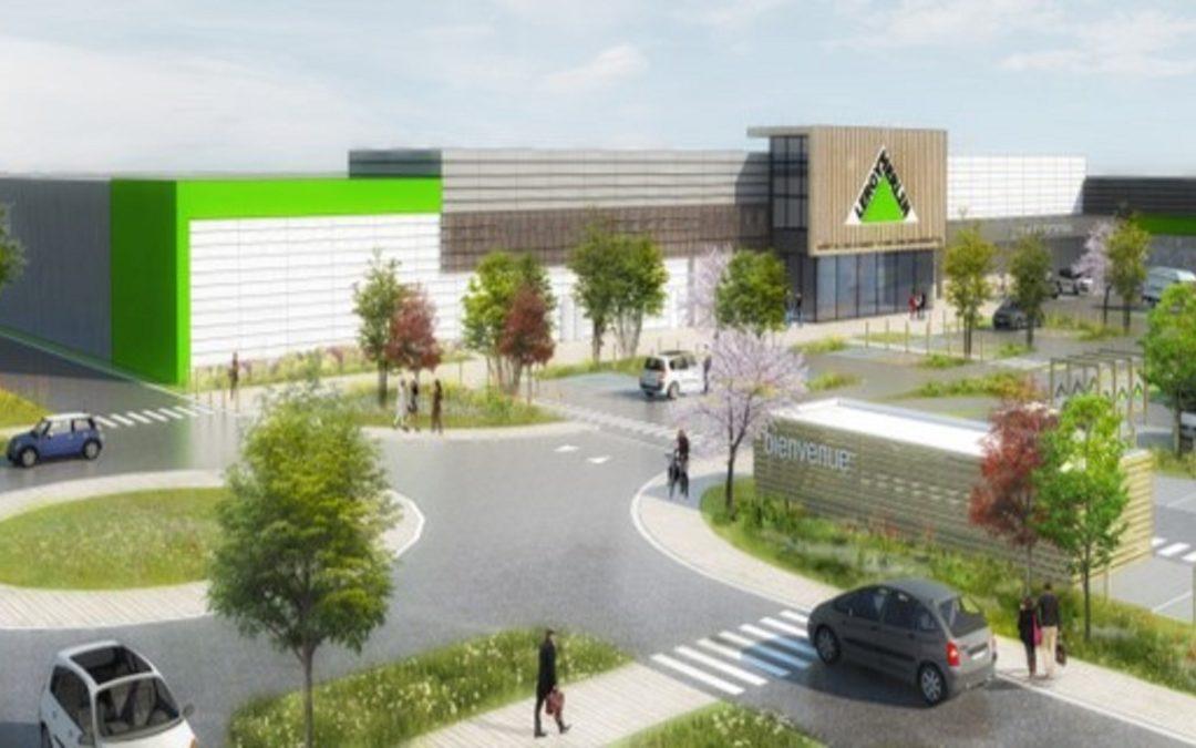 Labellisé Alsace Excellence, le nouveau magasin  Leroy Merlin de Haguenau ouvre ses portes