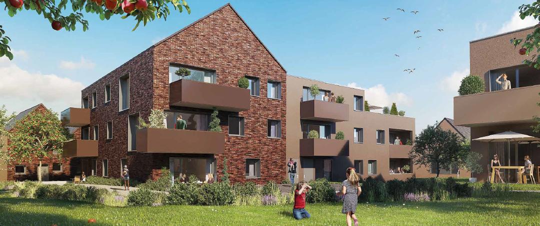 A Wattignies, Ramery immobilier pose la première d'Arboream, réécriture contemporaine d'un héritage rural.