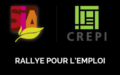 Le CREPI Hauts-de-France et Sia Habitat s'allient pour l'emploi.