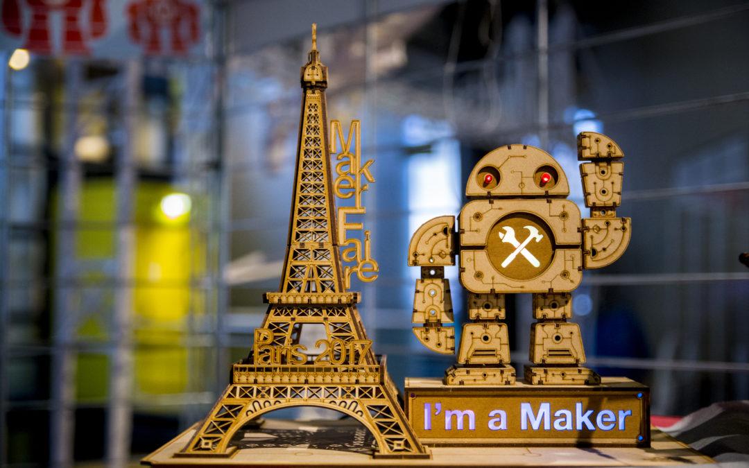 Maker Faire Paris – 2ème édition à la Cité des sciences et de l'industrie