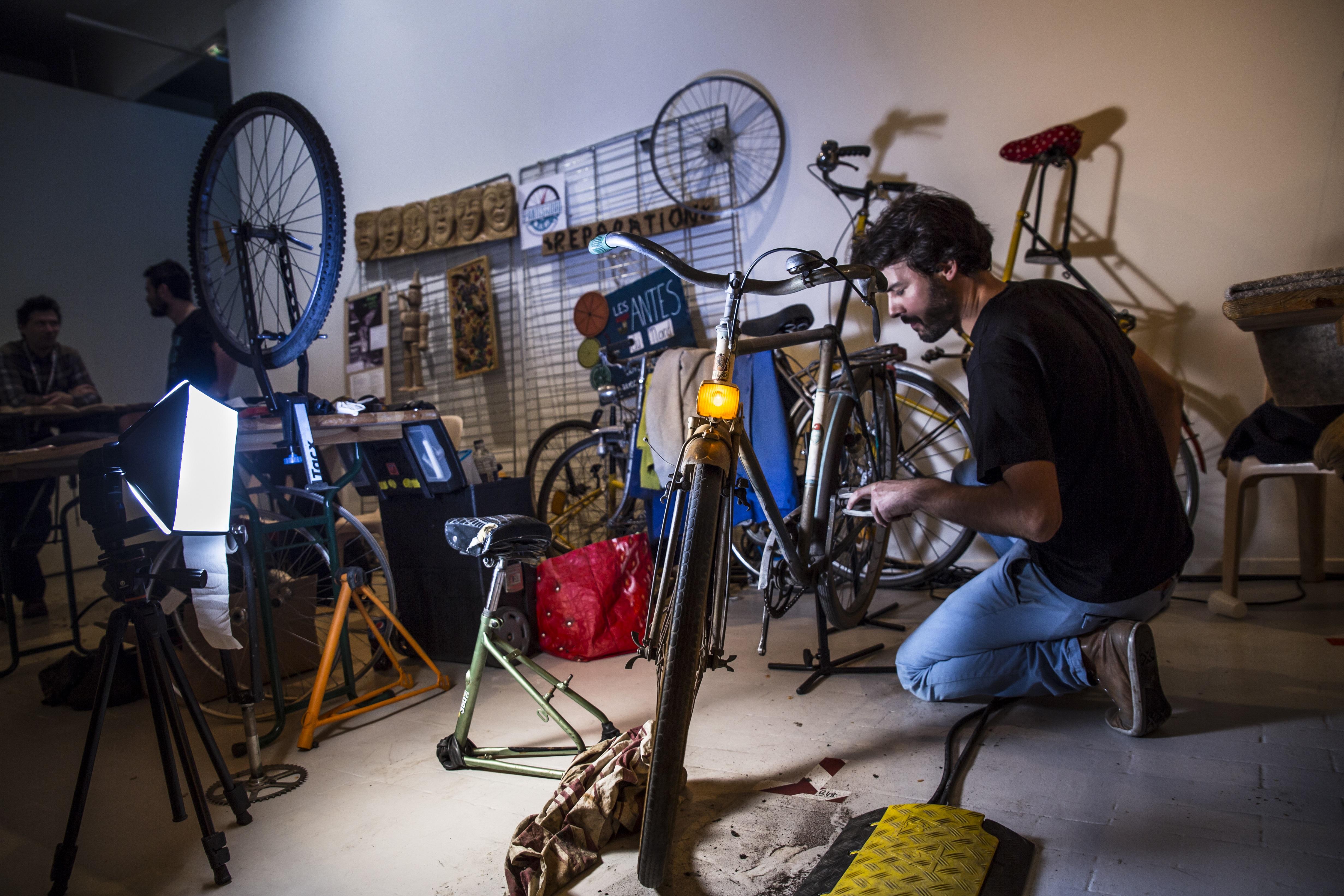 11 millions de Français  sont des makers  qui souvent s'ignorent