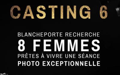 Blancheporte recherche 8 femmes prêtes à vivre une séance photo exceptionnelle