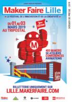 2019 – Dossier de presse – Maker Faire Lille