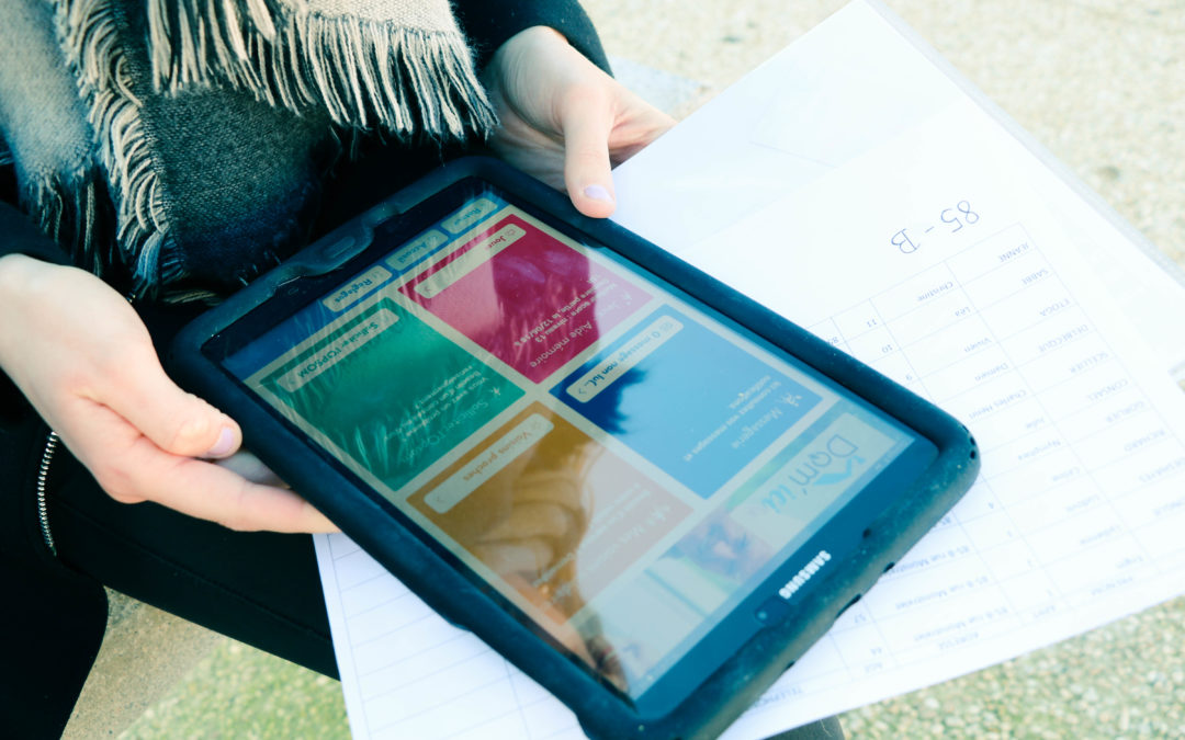 L'OPSOM lance Dom'ici, l'application mobile  qui facilite la vie de ses locataires seniors.