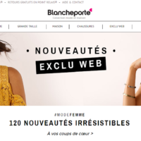Blancheporte_Home Page