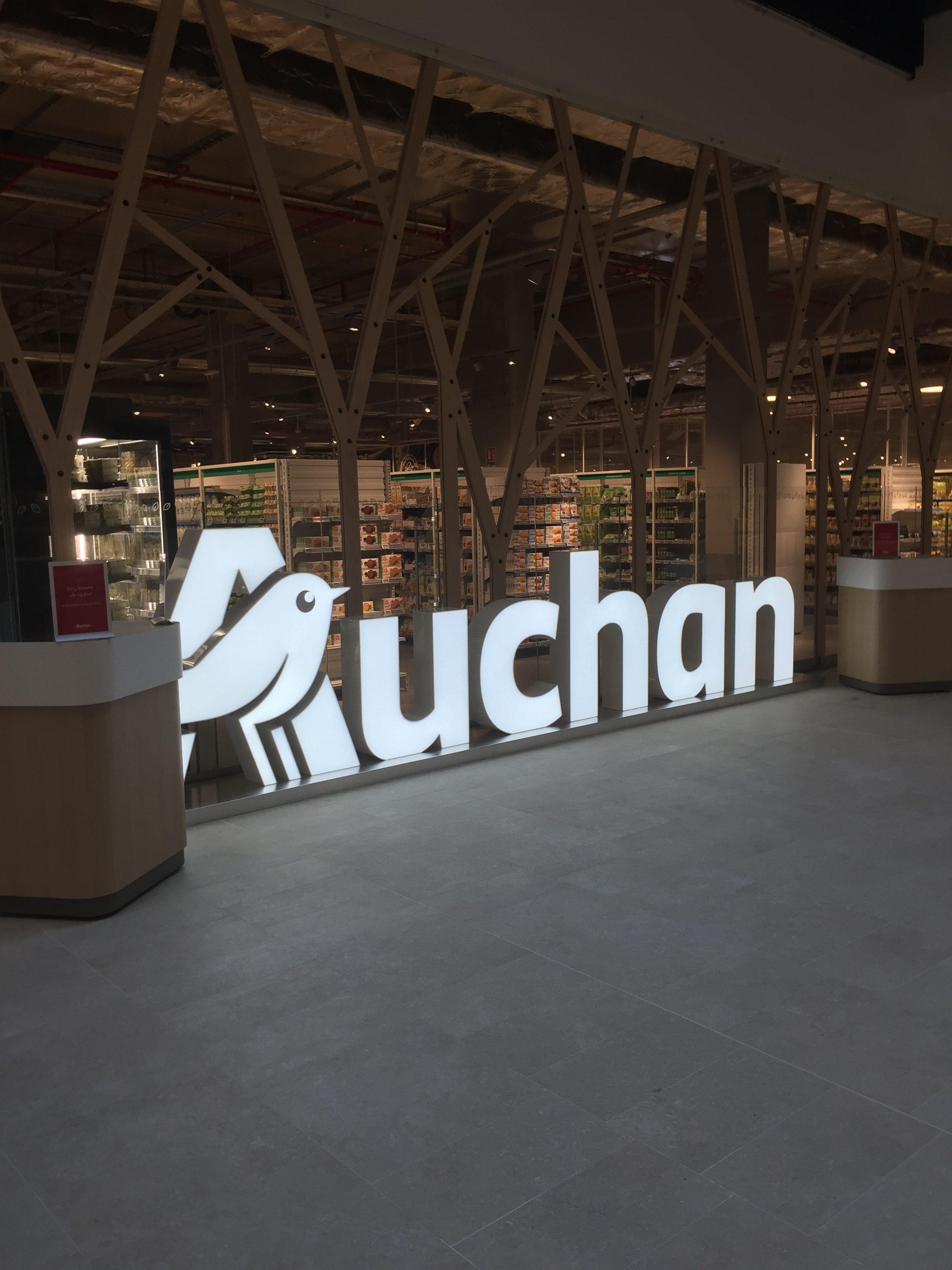 Auchan Retail dévoile à Luxembourg son 3ème lifestore, un concept ouvert, connecté à sa zone de vie