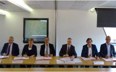 Avec la DDTM et l' Union Régionale pour l'habitat Hauts-de-France, 4 bailleurs s'unissent au sein d'un atelier inter-bailleurs pour accompagner le renouveau du Bassin minier
