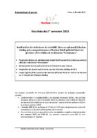 2019_08_30 – Communiqué de presse Résultats semestriels Auchan Holding FR